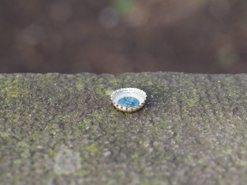 Bottlecap shot with the Olympuss M10