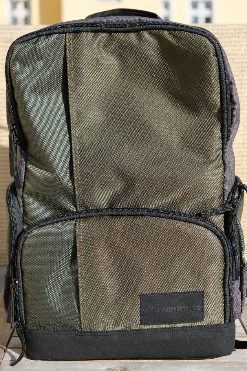 Manfrotto Street Backpack front